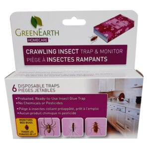 Green Earth – Traps for Crawling Insects
