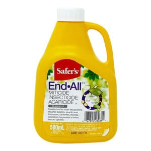 Safer's End-All Acaricide / Insecticide / Acaricide (500 ml)