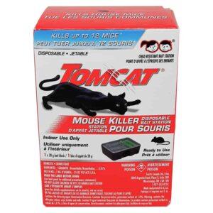 Tomcat Station D'appât Pour Souris (Paquet de 1)