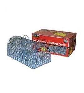 Multi-grip rat cage