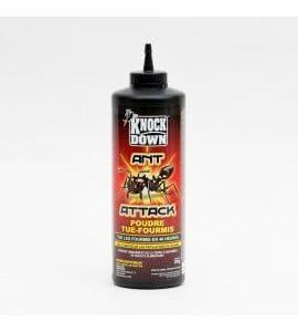 Knock Down Ant attack Ant killer powder