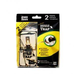 Knock Down Mouse Traps (2)