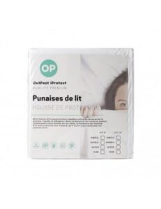 OutPest IProtect Double Protective Mattress Cover