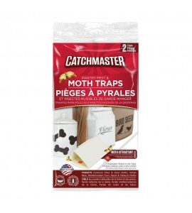 Kitchen moth and insect pest traps