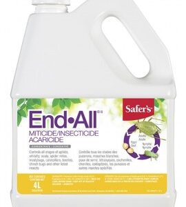 Safer's End-All CONCENTRATE Miticide / Insecticide/ Acaricide (4L)