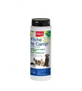 Safer's Sheet The Camp