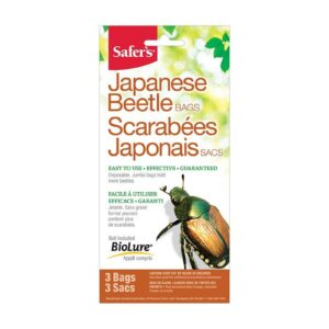 Safer's Japanese Beetle Bags REFILL