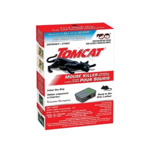 Tomcat Mouse Bait Station (2-Pack)