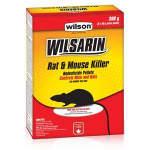 Wilsarin Kills Rats and Mice (360 g)