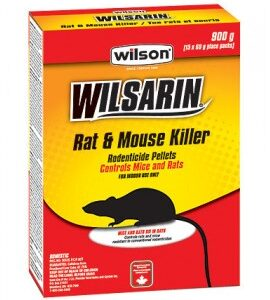Wilsarin Kills Rats and Mice (900 g)