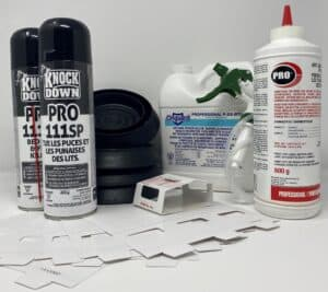 Deluxe DIY Kits for bedbugs