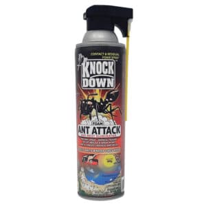 Knock Down Foam Ant Attack and Nest Eliminator