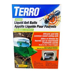 Terro Liquid Ant Baits – Outdoor