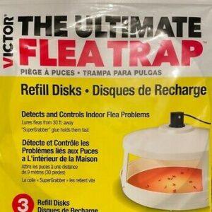 The Ultimate Flea Trap – Refill disks (3)